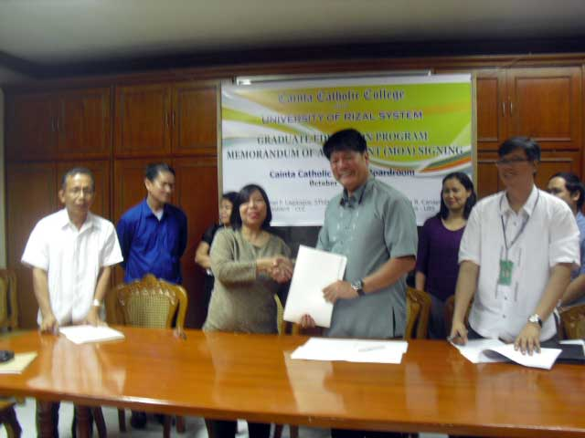 cainta catholic college e wallet system